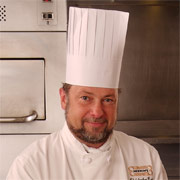 Morton's Corporate Chef Chris Rook