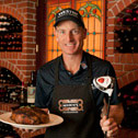 Celebrity Server at Morton's featuring Jim Furyk