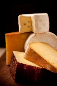 Cheese and Morton's Pairings