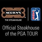 Morton's is the Official Steakhouse of the PGA TOUR