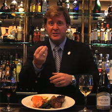 Morton's Wine Pairings for &quot;Surf and Turf&quot;